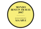 Revista Mondo 'Best Beach Destination 2017'