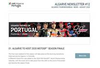Algarve Newsletter 12 - August 2020