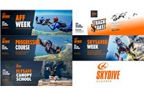 What are you going to do in July? If you are in love with the Algarve sky ... Become a skydiver with SKYDIVE Algarve!!