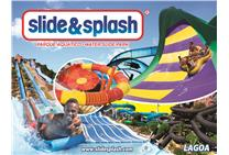 SLIDE & SPLASH, GUARANTEED FUN!