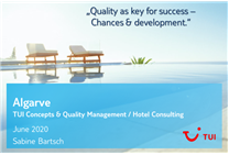 "Webinar ""Quality as key for success – Chances & Development"""