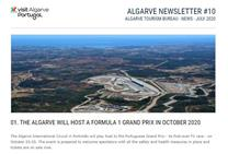 Algarve Newsletter 10 - July 2020