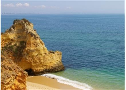 Visite a Região do Algarve