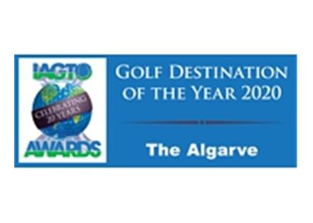 Algarve Golf Destination of the Year 2020 - IAGTO