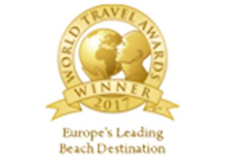 Europe's Leading Beach Destination 2017