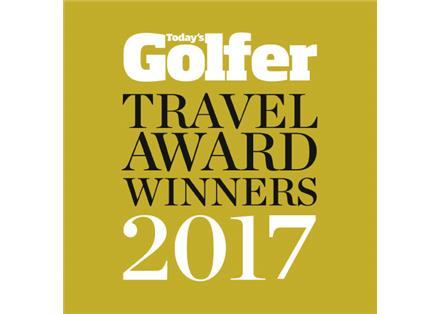 Best Golf Destination and Best Value in Continental Europe