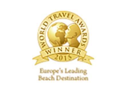Europe's Leading Beach Destination 2015
