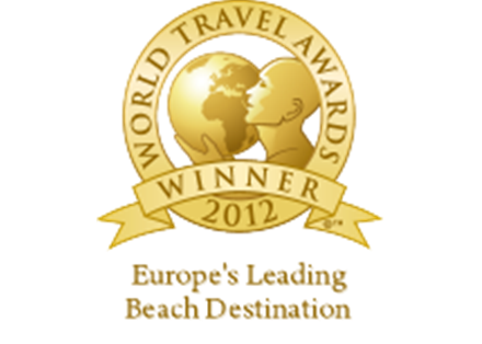 World Travel Awards - Europe's Leading Beach Destination 2012