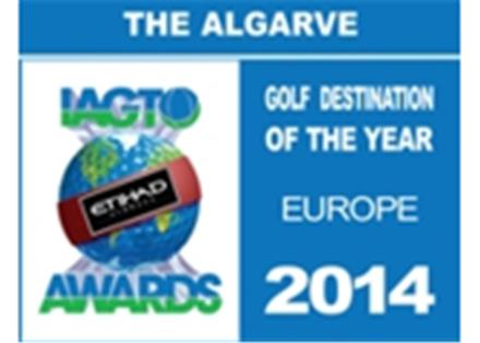 IAGTO - European Golf Destination of the Year 2013