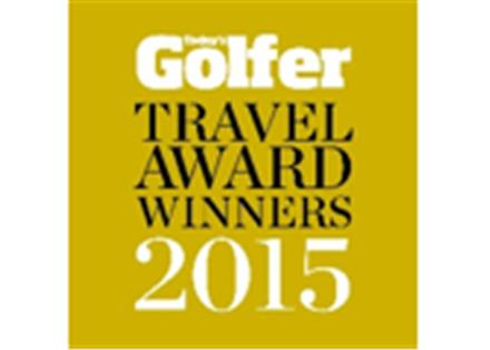 Today's Golfer Travel Awards - 'Best Value Golf Destination' in the 2015